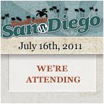 We're Attending WordCamp San Diego 2011
